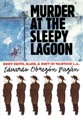 Murder at the Sleepy Lagoon By Pagan, Eduardo Obregon